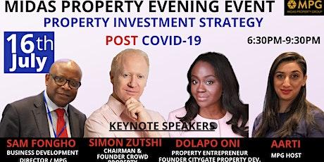 Market update & prediction Post Covid 19 with Keynote Speaker Simon Zutshi tickets