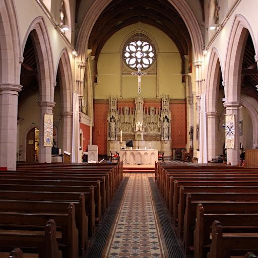 St Edmund's Church logo