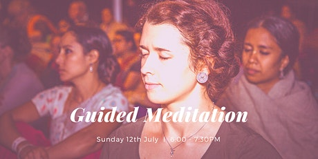 Guided Meditation,  West End Sunday 12th July tickets