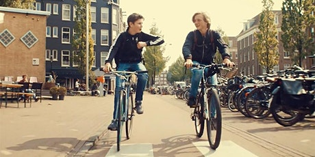 """Why We Cycle"" screening AND Q&A with the director tickets"