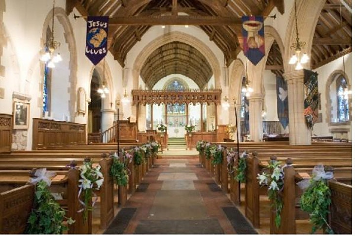 St Mary's Church Wargrave Sunday Services image