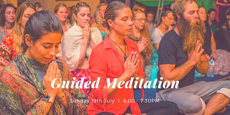 Guided Meditation,  West End Sunday 19th July tickets