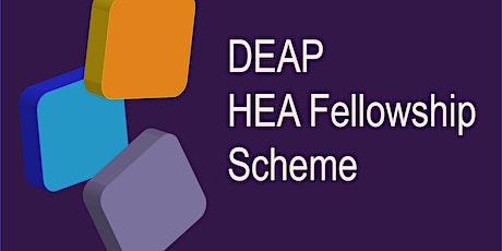 HEA Fellowships Induction  - Associate Fellow and Fellow Applications tickets