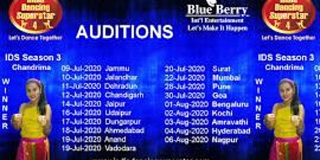 India Dancing Superstar tickets