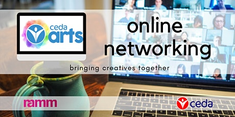 Arts & Culture Coffee Break Networking- Angela Charles (Blackwell) tickets