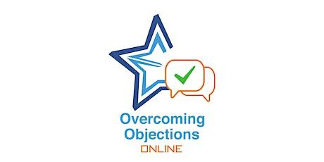 Overcoming objections - Superare le obiezioni - CLIENTI COACHING biglietti