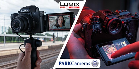 Virtual 1-2-1 Sessions with Panasonic tickets