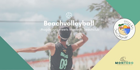 Magdeburg meets Montego Beachclub - SunDowner Beachvolleyball #3 Tickets