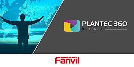 L.I.V.E|PLANTEC 360-CHEGOU NO BRASIL,  CONFIRA OS LANÇAMENTOS DA FANVIL! ingressos