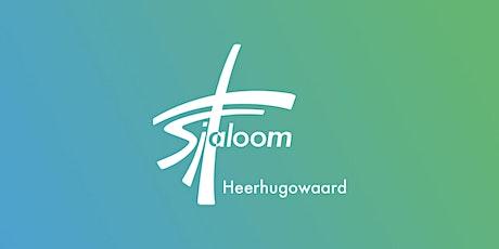 Samenkomst Sjaloom Heerhugowaard op 2  augustus 2020 tickets