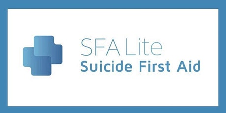 Virtual Suicide First Aid Lite tickets