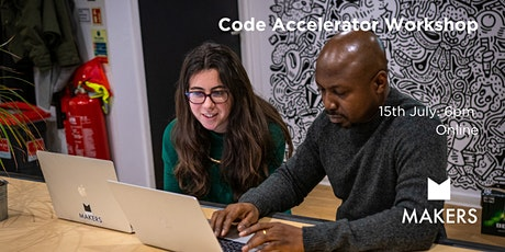 Code Accelerator Workshop tickets