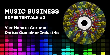 Music Business Expertentalk #2 Tickets