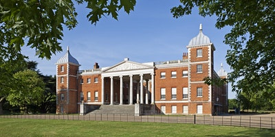 Timed entry to Osterley Park and House (13 July -