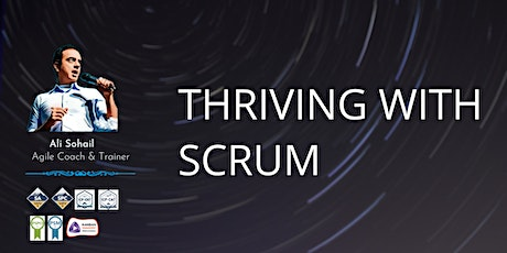 Thriving with Scrum tickets