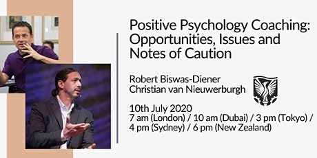 Positive Psychology Coaching: Opportunities, Issues and Notes of Caution tickets