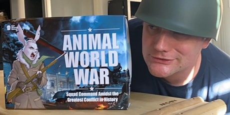 """Animal World War"" Playtesting day by Half Monster Games tickets"