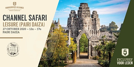 Channel Safari LEISURE (PAIRI DAIZA) tickets