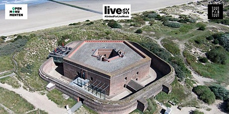 TOUTPARTOUT sessions presents BRUTUS live on top of Fort Napoleon - Ostend tickets