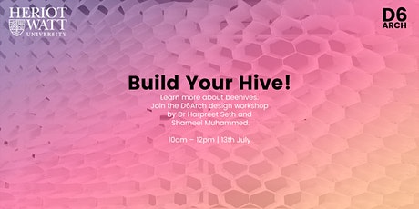 Build Your Hive! tickets