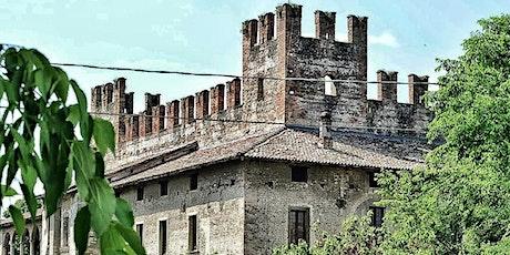 """RIGENERARSI NEL VERDE """"Il Gesto al Castello"""" biglietti"""