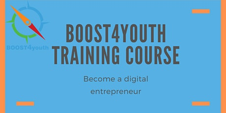 Boost4Youth Training: Become a digital entrepreneur tickets