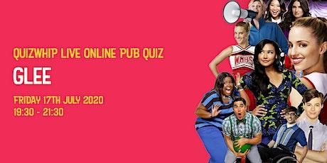 Glee - Live Online Pub Quiz from QuizWhip tickets