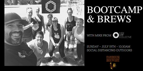 Bootcamp & Brews tickets