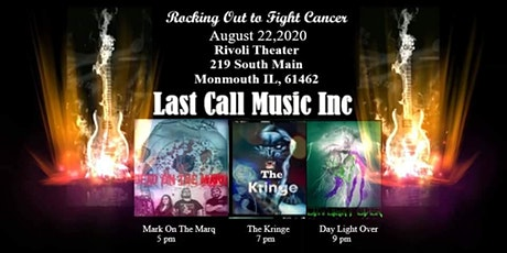Rocking Out to Fight Cancer Day 2 tickets