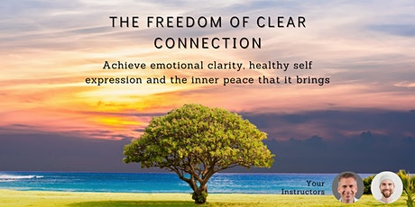 "The Freedom of Clear Connection ""Deep Healing Workshop"" tickets"