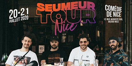 Seumeur Tour Nice 21 juillet 2020 tickets
