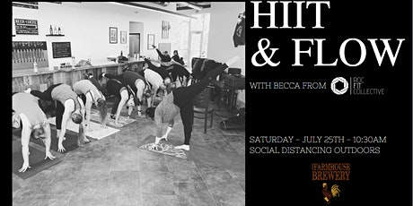 HIIT & Flow tickets