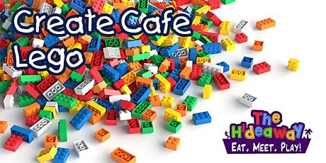 Create Cafe - Lego tickets