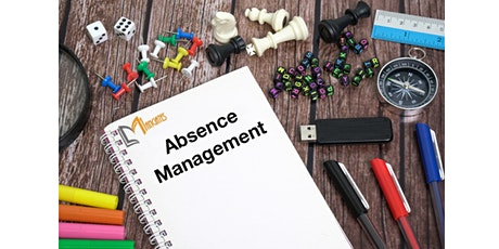 Absence Management 1 Day Virtual Live Training in Christchurch tickets