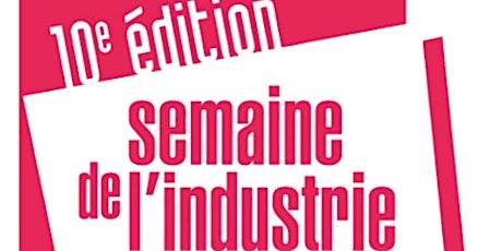Semaine de l'industrie - Groupe atlantic : mixité des métiers billets