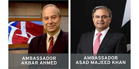An Ambassadors' Discussion: The Future of Kashmir & Challenges of COVID-19 tickets
