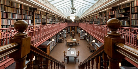 Members Only. Book your slot to come into the Leeds Library - Mon 13th July tickets