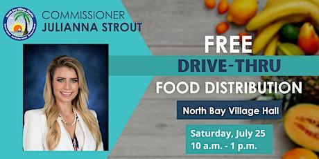 North Bay Village Food Distribution Event tickets