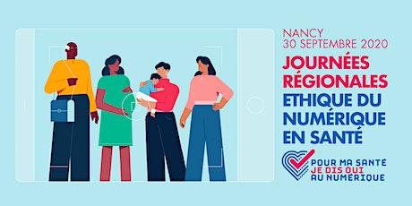 Journée éthique - Nancy billets