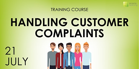 Handling Customer Complaints tickets