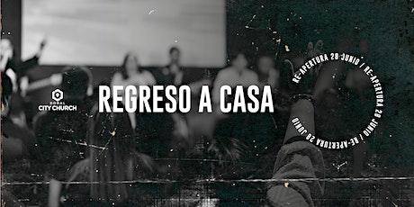 12 PM  DORAL CITY CHURCH REGRESANDO A CASA tickets