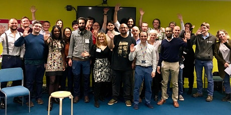 Liberating Structures UK Virtual meetup Tickets