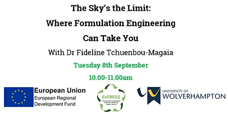 The Sky's the Limit - Where Formulation Engineering Can Take You tickets
