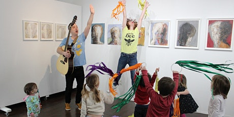 Summer Camp  Sing Along-Young Toddlers (9 months - 2 years) tickets