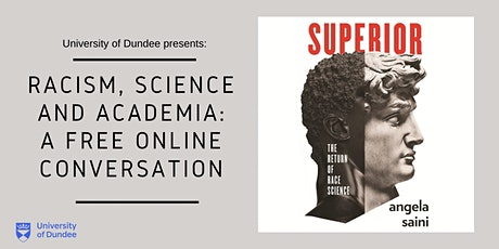 Racism, science and academia: a free online conversation tickets