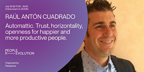 Automattic. Trust, horizontality, openness for happier & productive people tickets