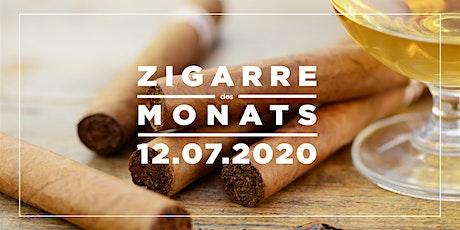 Zigarre des Monats - July Tickets
