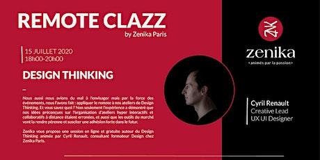 RemoteClazz Design Thinking billets
