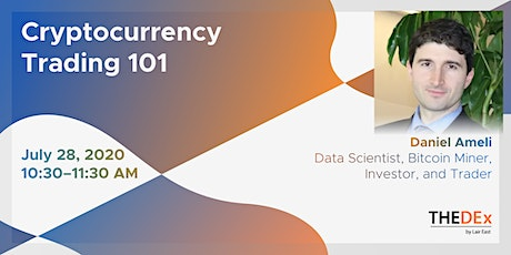 Cryptocurrency Trading 101 Tickets
