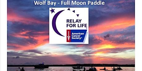Wolf Bay - Full Moon Paddle #2 entradas